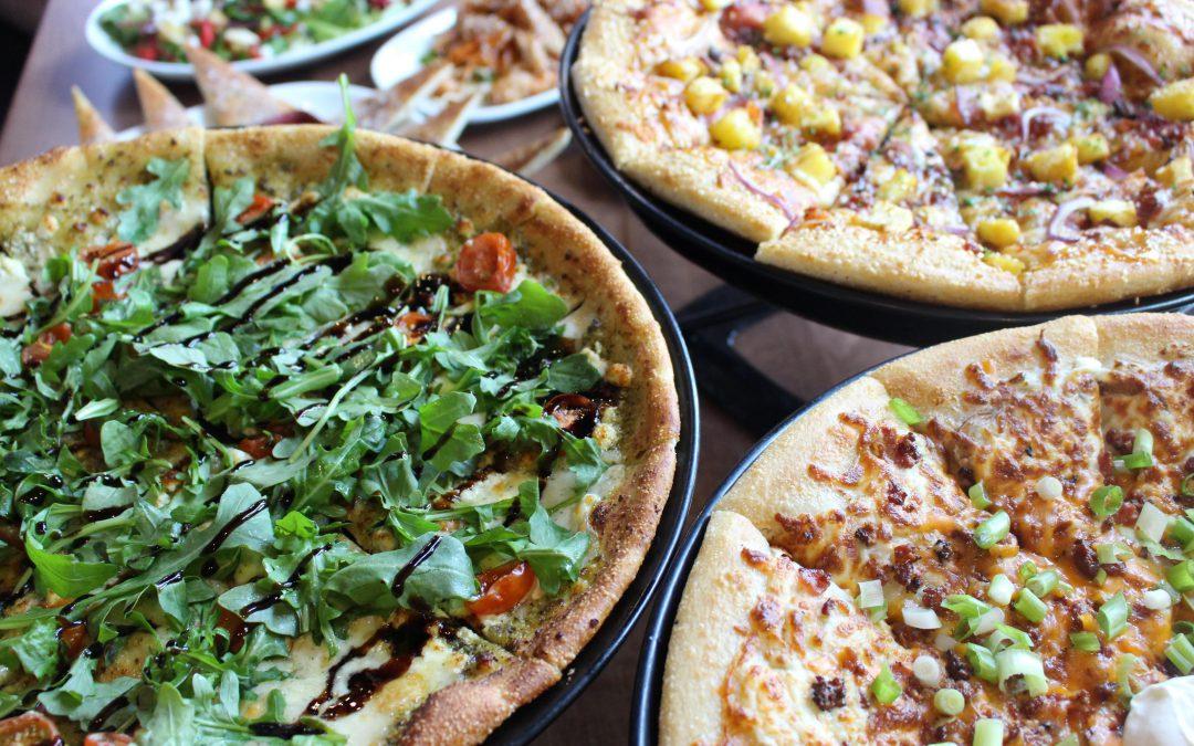 Recept: Veggie pizza bloemkool & spinazie